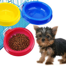 Food-and-Water-in-Dog-Cage