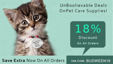 UnBelievable Deals On Pet Supplies