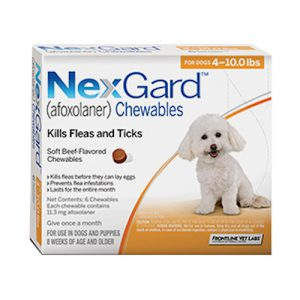 Nexgard-Oral-Flea-Treatment