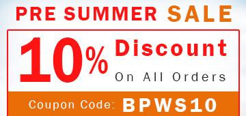 10% Summer Sale