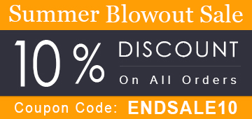 10% Summer blowout Sale