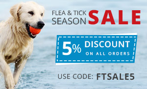 Flea & Tick Season Sale!