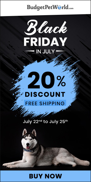 Black Friday July Sale is Coming with Extra 20% Off + Free Shipping on All Orders! USE CODE: BUDJUL20