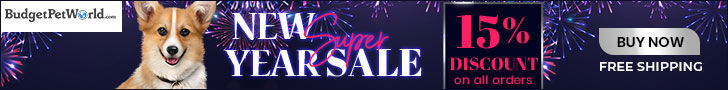 End Of Year Sale! Get 15% Extra off + Free Shipping on all pet supplies. Use Code: BPWNY15
