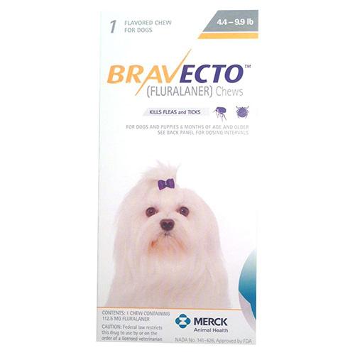 Bravecto For Dogs Buy Bravecto Chewable Flea Amp Tick