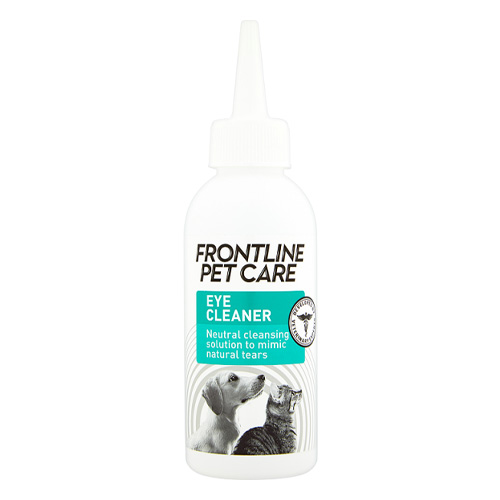 Frontline Pet Care Eye Cleaner for Dogs & Cats