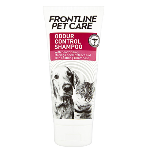 Frontline Pet Care Odour Control Shampoo for Dogs & Cats