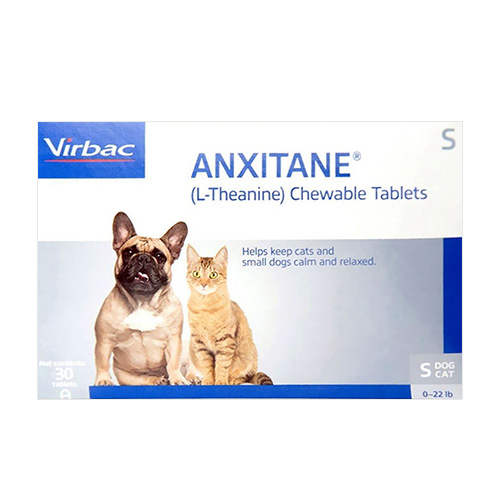 Anxitane Chewable Tablets for Cats