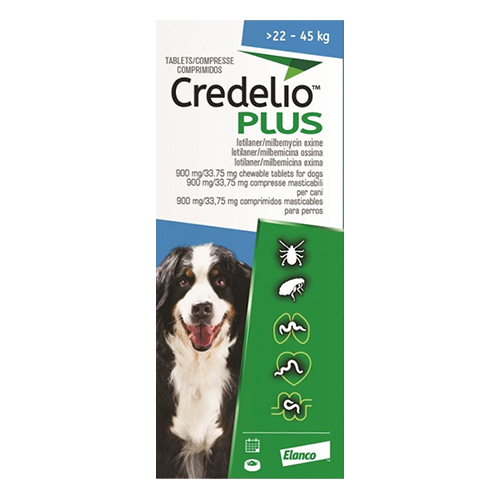 CREDELIO PLUS For Extra Large Dog 22-45kg