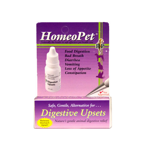 HP Digestive Upsets for Dogs & Cats 15 Ml