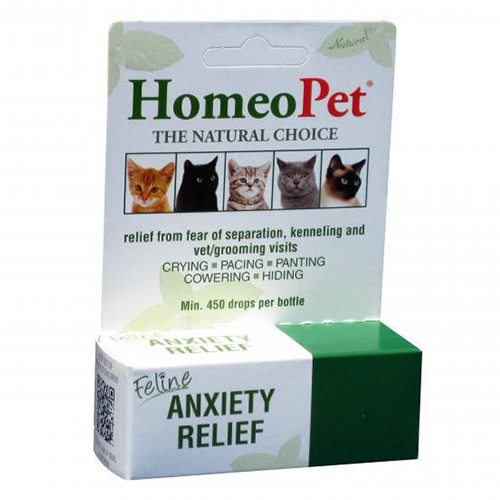 Feline Anxiety Relief for Cats