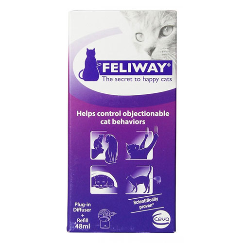 Feliway Spray for Cats 60 Ml