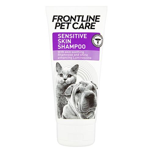 Frontline Pet Care Sensitive Skin Shampoo