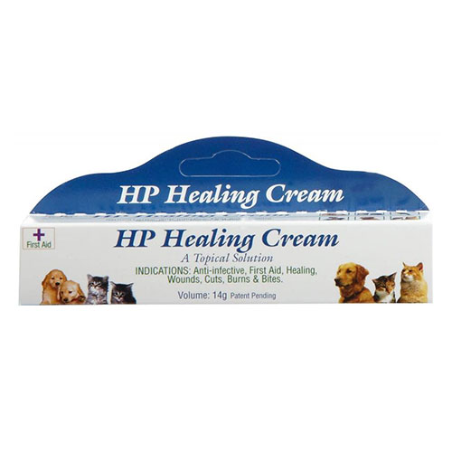 HP Healing Cream for Dogs/Cats 14 GM