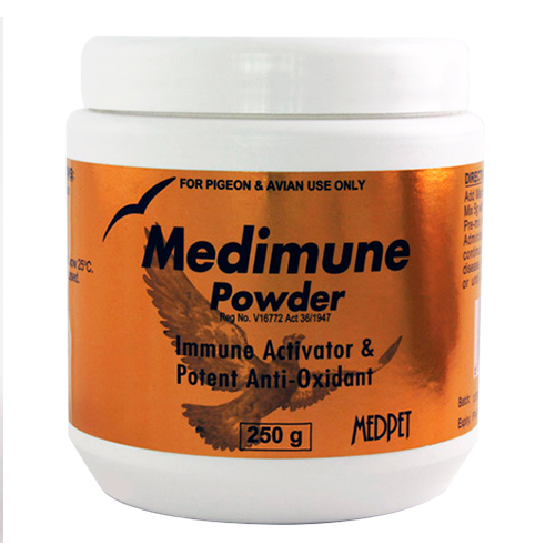 Medimune Powder for Birds 250 GM