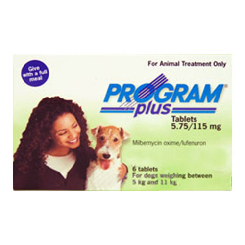 Program Plus for Dogs 11 - 20lbs (Green) 12 Tablet