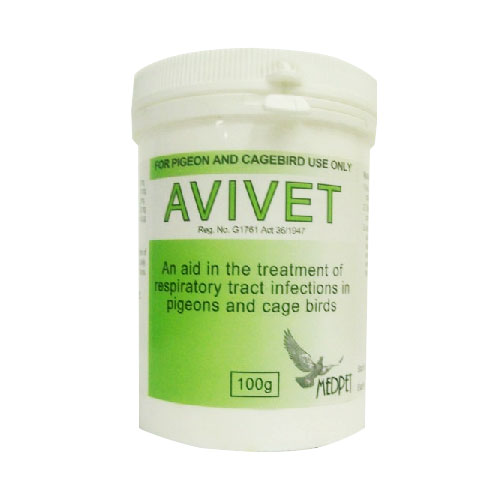 Avivet 100 gm for birds Clearance Sale - 60% Off (Exp. Nov-2017)