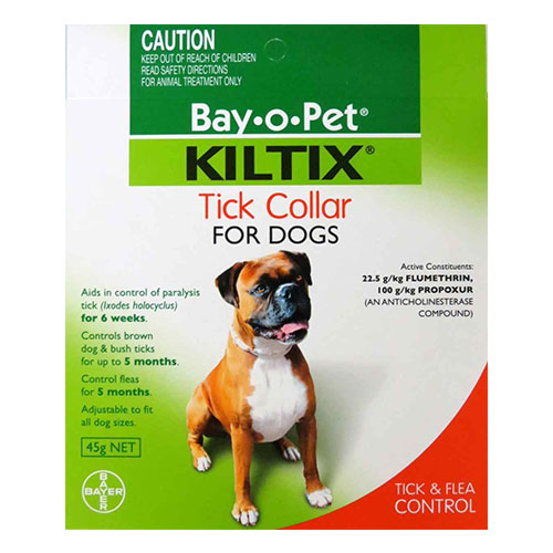 Bay-O-Pet Kiltix Collar for Dogs 65 cms