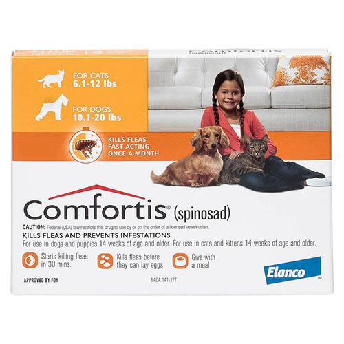 Where Can I Buy Comfortis For Dogs