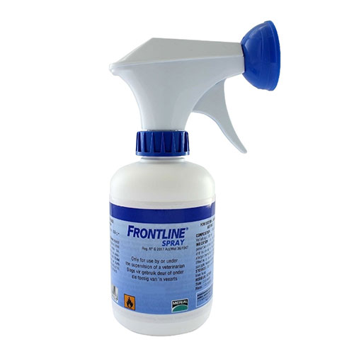 Frontline Spray For Dogs and Cats 100 Ml