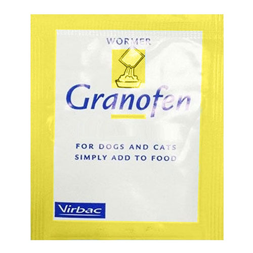 Granofen Granules for Cats 1 gm 5 Sachet