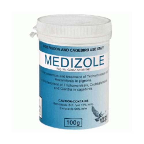 Medizole 100 gm 1 Pack
