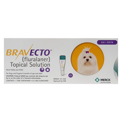 Bravecto Topical