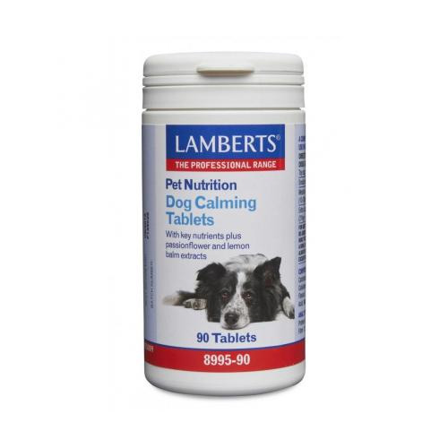Lamberts Calming Tablets for Dogs