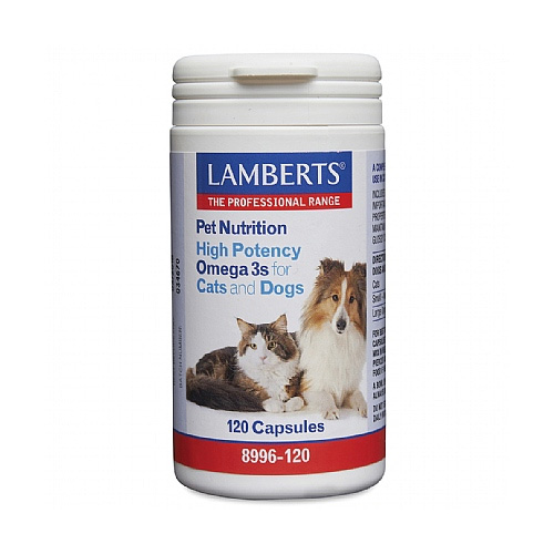 Lamberts High Potency Omega 3s for Dogs