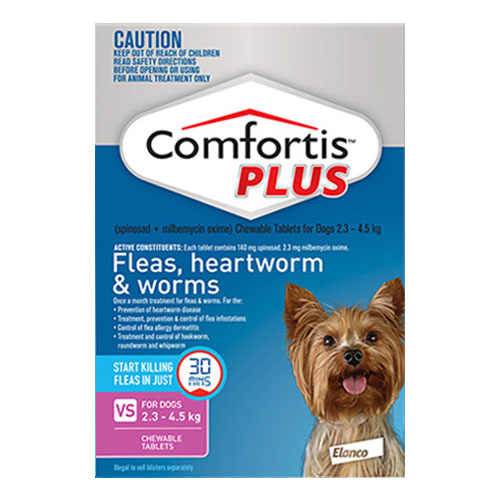 Comfortis Plus For Dogs Buy Comfortis Plus Flea Amp Tick