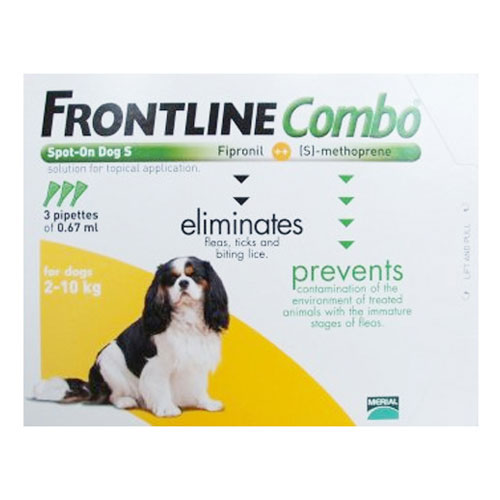 Frontline Plus (COMBO) for Dogs