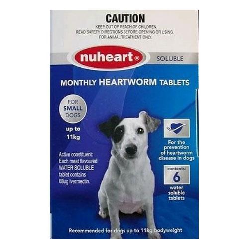 Nuheart - Generic Heartgard
