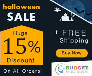 SuperNatural Halloween Sale! Use Coupon: MONSTER to get 12% Extra discount + Free Shipping on All Pet Supplies