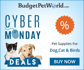 It's Cyber Monday, Treat Yourself & Your Pet with 20% Extra Discount & Free Shipping Sitewide. Use Coupon Code: BPWCM20